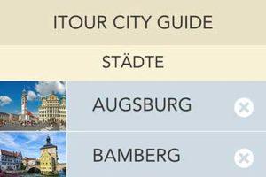 itour-city-guide-App