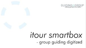 itour SmartBox Group guide system